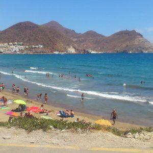 Playa de La Calilla SAn José