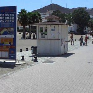 Paseo Maritimo de San José